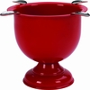 Stinky Cigar Tall Ashtray in Fire Engine Red - CA-ST-4RED