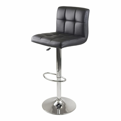 Stockholm Air Lift Stool - Winsome Trading - 93150