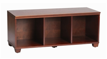 Storage Bench in Cherry - Links - Alaterre - AB31016