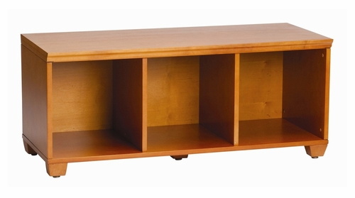Storage Bench in Honey - Links - Alaterre - AB3101Y