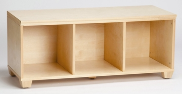 Storage Bench in Natural - Links - Alaterre - AB31012