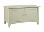 Storage Bench in Sand - Shaker Cottage - Alaterre - ASCA05SA
