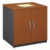 "Storage Cabinet 30"" - Series C Auburn Maple Collection - Bush Office Furniture - WC48596A"