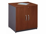 "Storage Cabinet 30"" - Series C Hansen Cherry Collection - Bush Office Furniture - WC24496A"