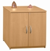 "Storage Cabinet 30"" - Series C Light Oak Collection - Bush Office Furniture - WC60396A"