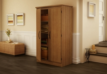 Storage Cabinet in Morgan Cherry - Morgan - South Shore Furniture - 7276970