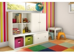 Storage Furniture Set 1 in Pure White - Stor it - South Shore Furniture - 5050-SET-1