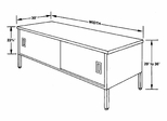 Storage Table - Mayline Office Furniture - TS72D05