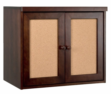 Storage Unit 2-Door Cupboard - DaVinci Furniture - M6411