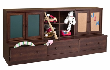 Storage Unit Set 2 - DaVinci Furniture - SSET-2