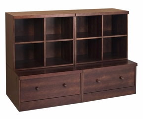 Storage Unit Set 4 - DaVinci Furniture - SSET-4