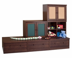 Storage Unit Set 5 - DaVinci Furniture - SSET-5