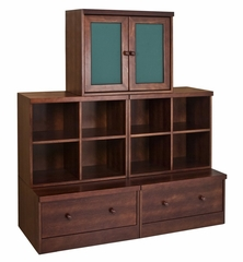 Storage Unit Set 6 - DaVinci Furniture - SSET-6