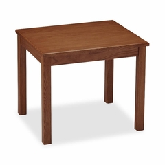 Straight End Table - Mahogany - HON5193NN