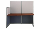 Straight Workstation - Office-in-an-Hour Collection - Bush Office Furniture - WC36492-03K
