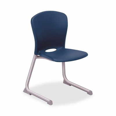 Student Chair - Navy/TNM Frame 4 Count- HONCL16PCE91C