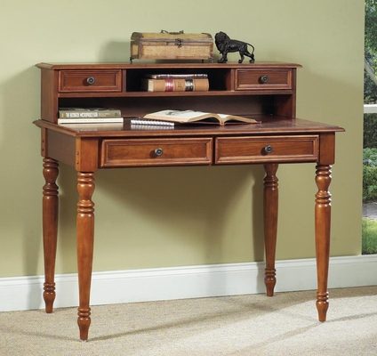 Student Desk and Hutch - Homestead Collection - 5527-162
