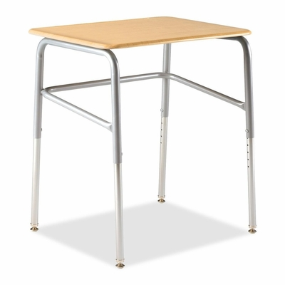 Student Desk - Natural Maple - HONCL4DMPBEDDC