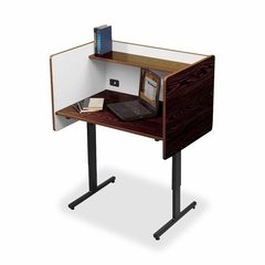 Study Carrels - Walnut - BLT89790