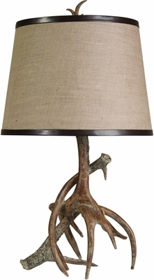 Stylecraft Antler Table Lamp