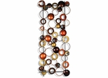 Stylecraft Decorated Metal Circles Wall Art