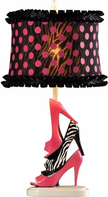 Stylecraft High Heel Table Lamp