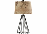 Stylecraft Iron Cage Table Lamp
