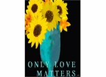 Stylecraft Only Love Matters Wall Decor
