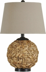 Stylecraft Seagrass Table Lamp
