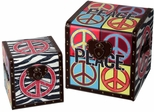 Stylecraft Set 2 Trunks, Peace Theme