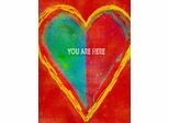 Stylecraft You Are Here Heart Wall Decor