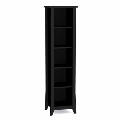 Stylish Slim Looking Decorative Bookcase - Nexera Furniture