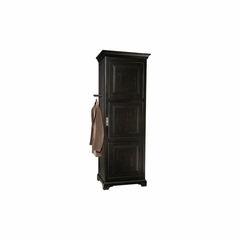 Suite Mate Cabinet in Worn Black by Ty Pennington - Howard Miller