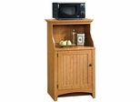 Summer Home Gourmet Stand Carolina Oak - Sauder Furniture - 401902