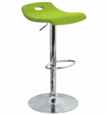 Surf Barstool Green - LumiSource - BS-SURF-WD-G