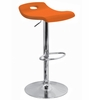Surf Barstool Orange - LumiSource - BS-SURF-WD-O