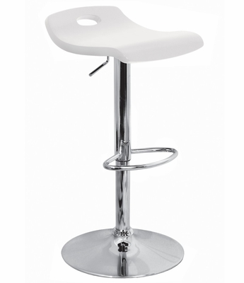 Surf Barstool White - LumiSource - BS-SURF-WD-W