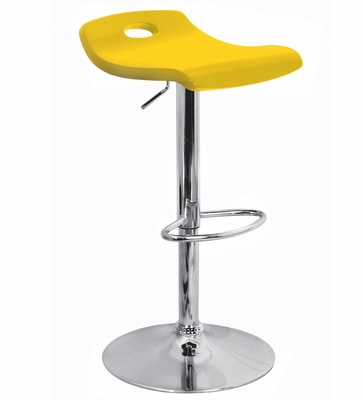Surf Barstool Yellow - LumiSource - BS-SURF-WD-Y
