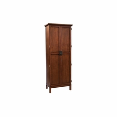 Suttons Bay Wine and Bar Cabinet in Hampton Cherry - Howard Miller