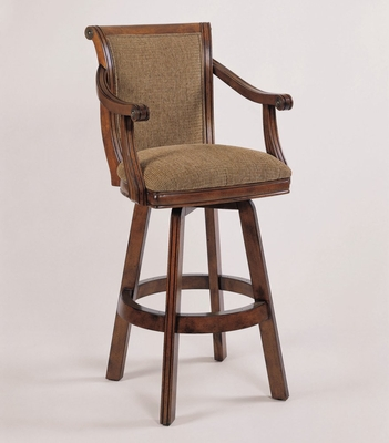 Swivel Bar Stool - Brandon