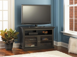 Swivel Base TV Stand - New Haven - Bush Furniture - MY10942-03