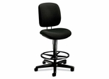 Swivel Pneumatic Task Stool - Black - HON5905AB10T