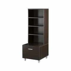 Syntax Wide Satellite Unit - Nexera Furniture