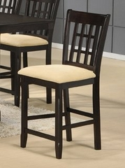 Tabacon Non-Swivel Counter Stool (Set of 2) - Hillsdale Furniture - 4155-822M