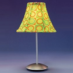Table Lamp - Retro Lamp in Guacamole - LumiSource - LS-RETRO-GUAC