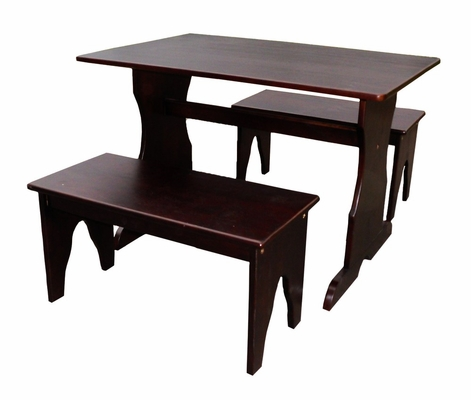 Table with Two Benches in Java - JT15-3027