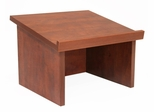 Tabletop Lectern - Legacy Laminate - LLC13