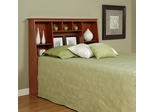 Tall Full / Queen Size Headboard in Cherry - Prepac Furniture - CSH-6656