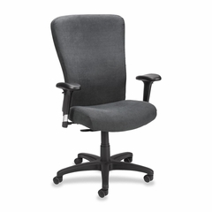Tall Office Chair - Black - LLR66984