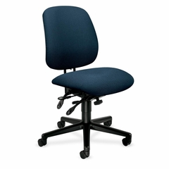 Tall Office Chair - Blue/Black Frame - HON7708AB90T